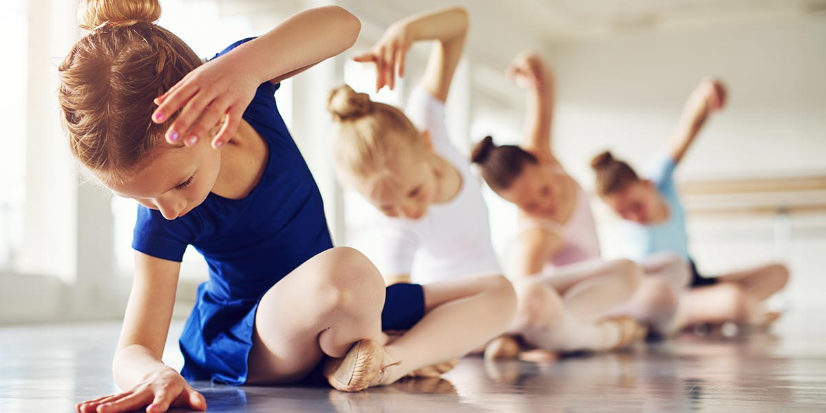 Muito além da postura: conheça os benefícios do ballet infantil